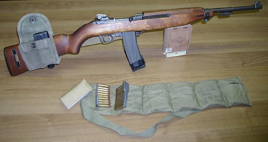 M 1 carbine - Porta del titano softair ...